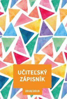 Ucitelsky zapisnik 2018 2019