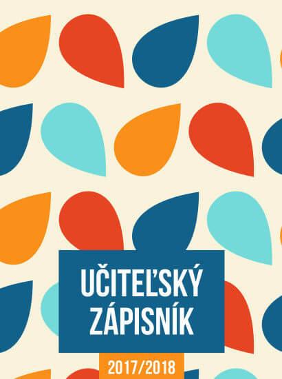 Uciteľský zápisník 2017-2018